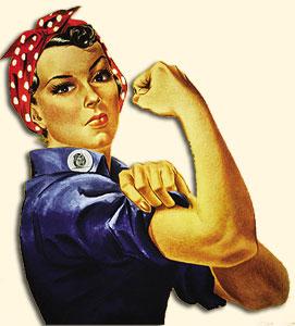 Strong Women, Strong Men