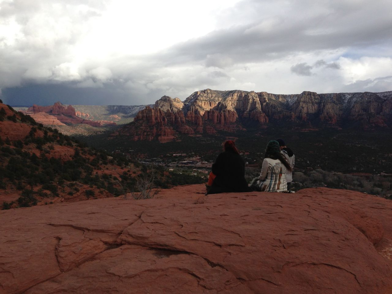 God in the Sedona Vortexes