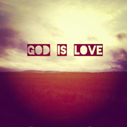 God, you love me