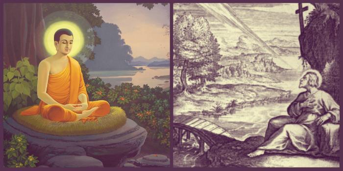 Buddhism & Ignatian Spirituality: Parallels