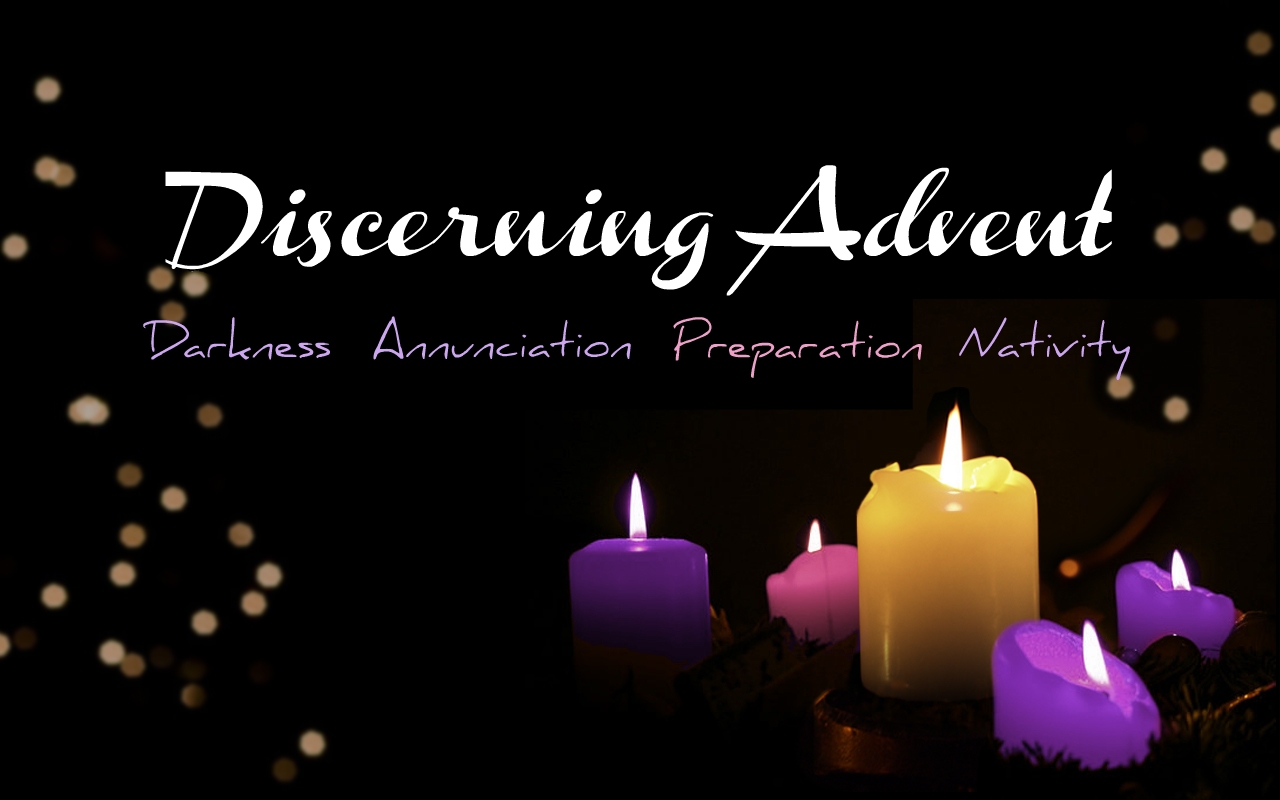 Discerning Advent Series