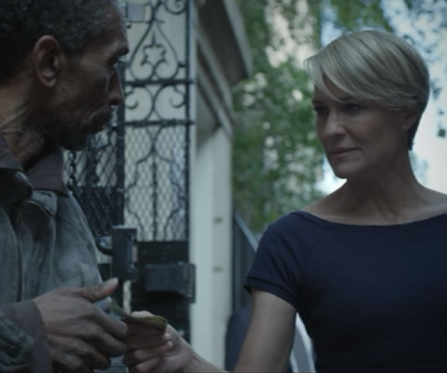 Claire Underwood's Conscience
