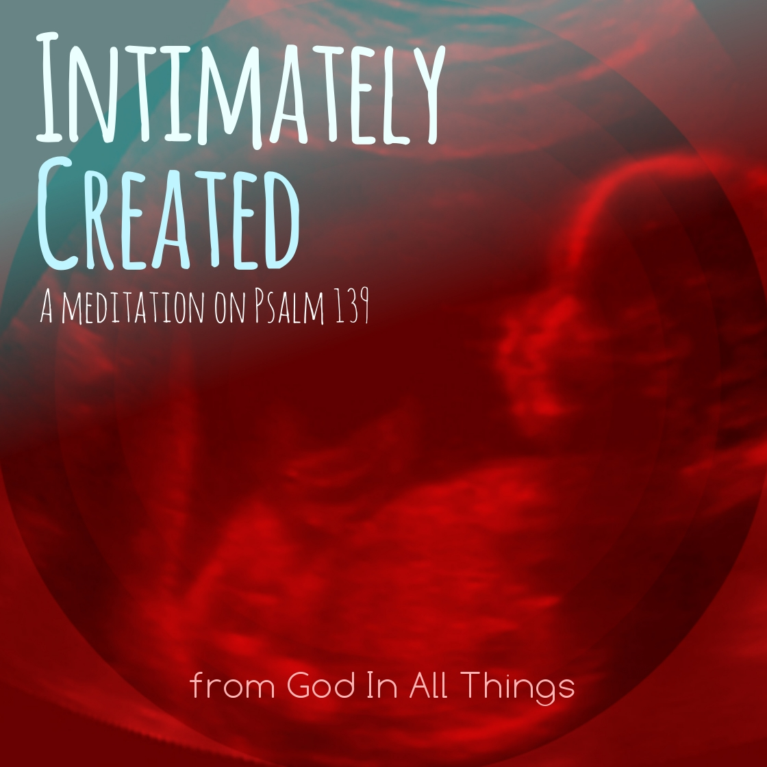 Intimately Created – A Meditation on Psalm 139