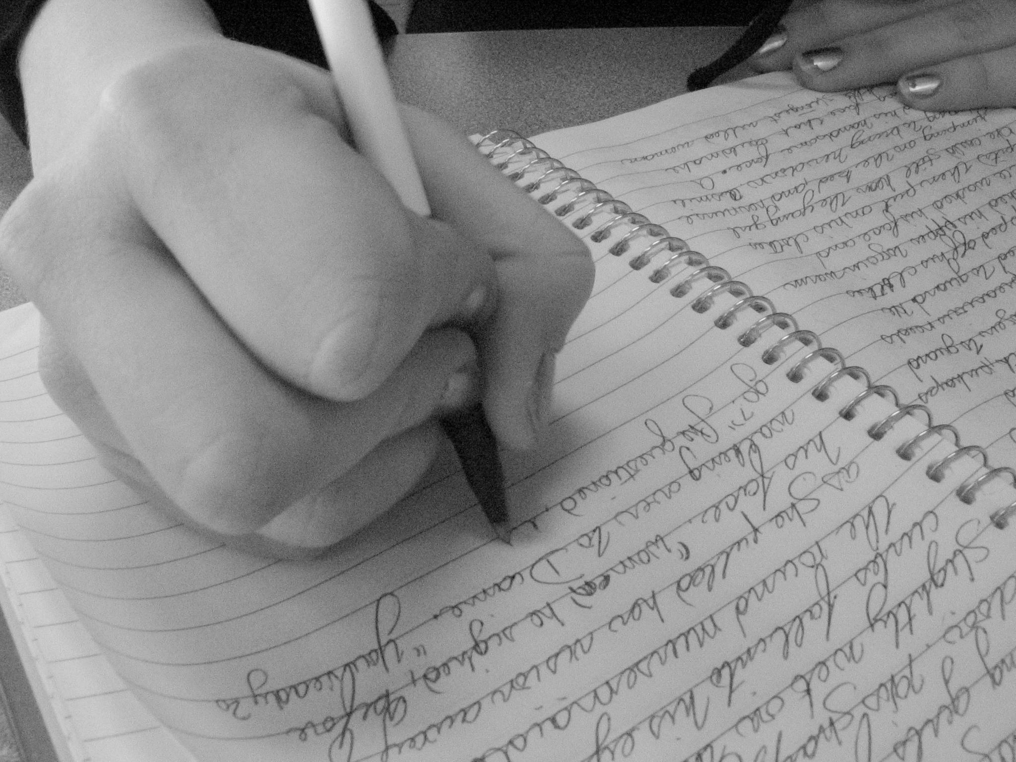 Not a Diary, a Prayer Journal