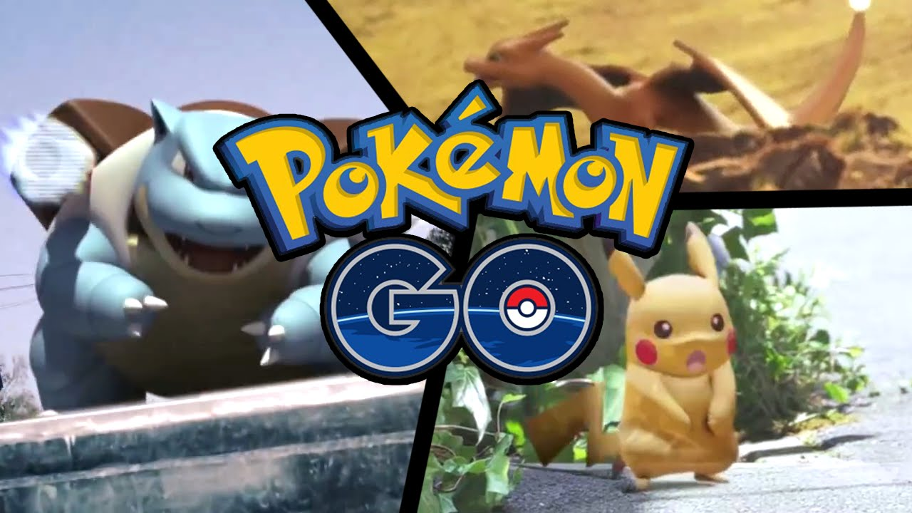 Pokémon Go! and the Sacraments