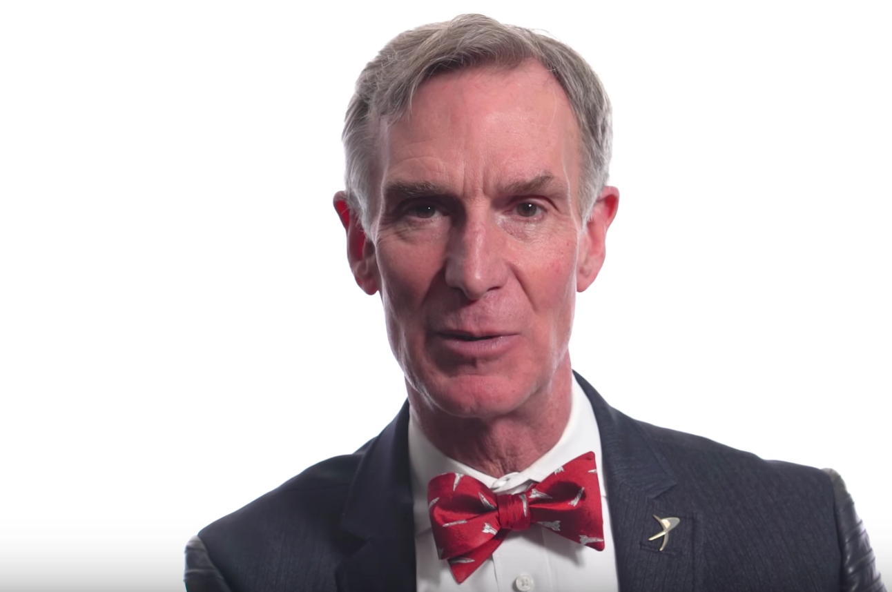 "Is Bill Nye an ""Anonymous Christian""?"