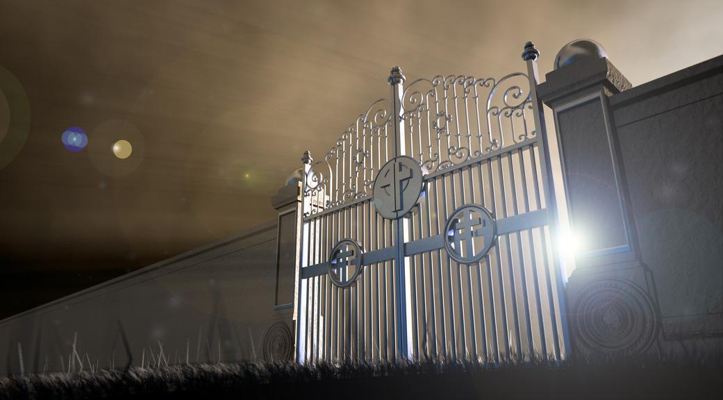 Heavens Open Gates