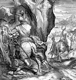 ignatius and the moor