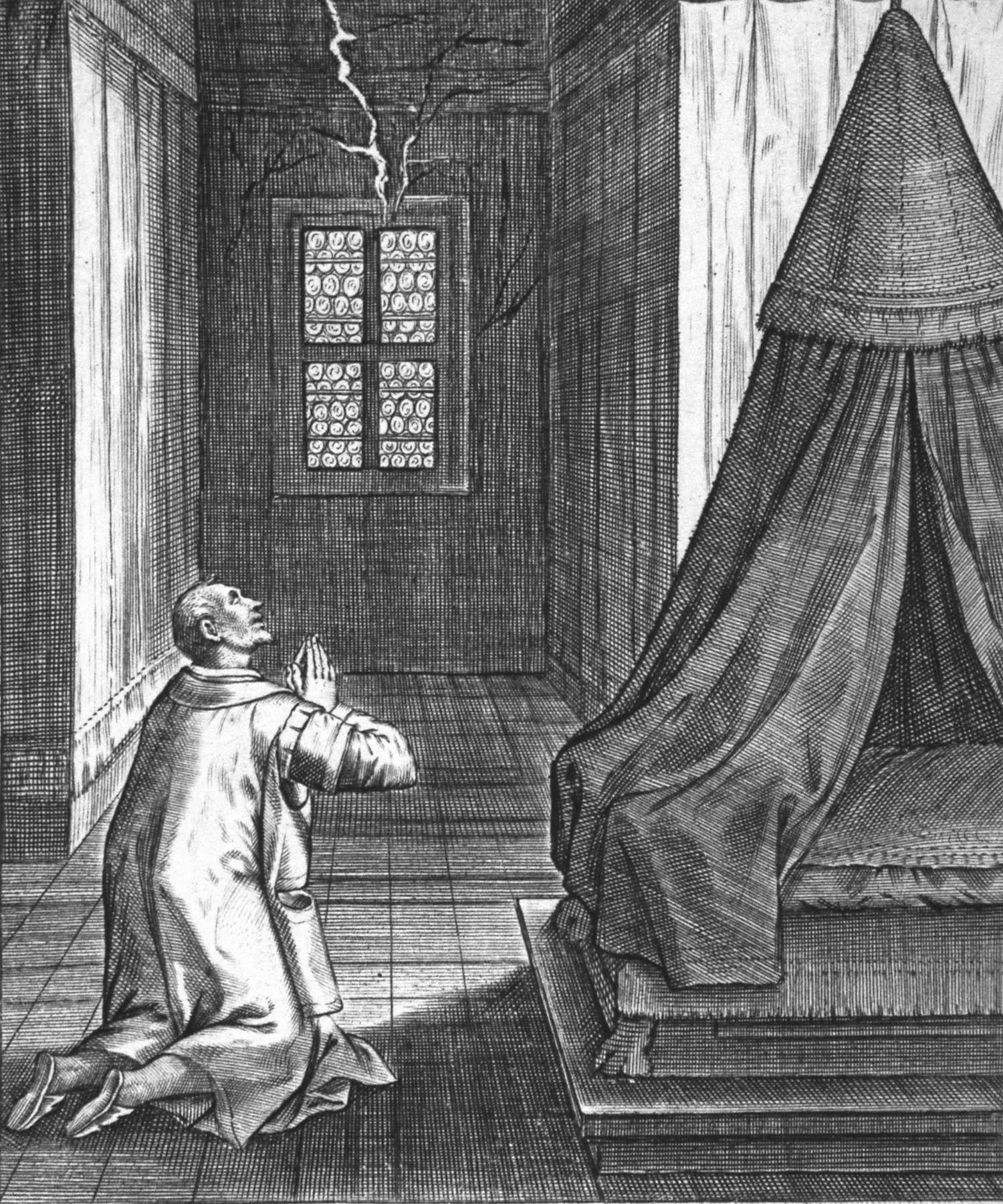 ignatius praying