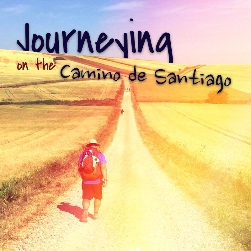 Journeying Camino Graphic 800