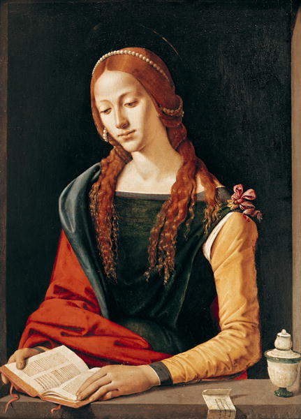 Mary Magdalene by Piero di Cosimo