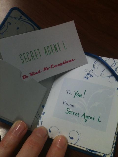 Secret Agent L