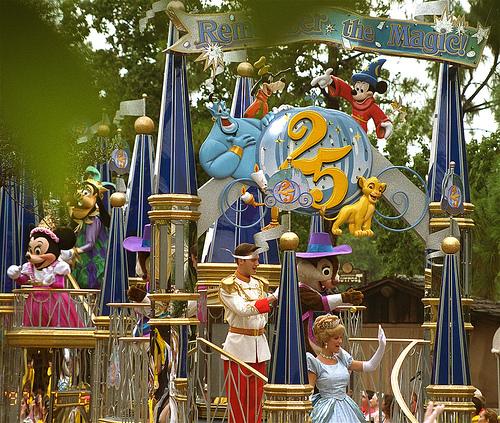 remember the magic parade