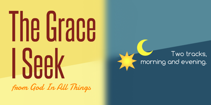 The Grace I Seek Logo