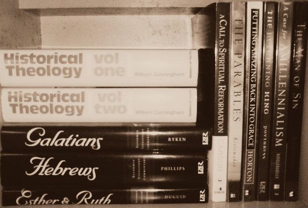 theology books